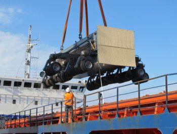 Projektverladungen, multimodaler transport, weltweit, Steuerung, Überwachung, Projektspedition