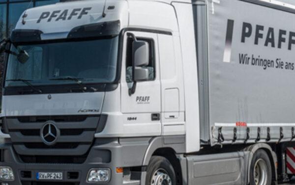 Autonomes Fahren. Schwertransporte und Sondertransporte von Pfaff Logistik und Transport.