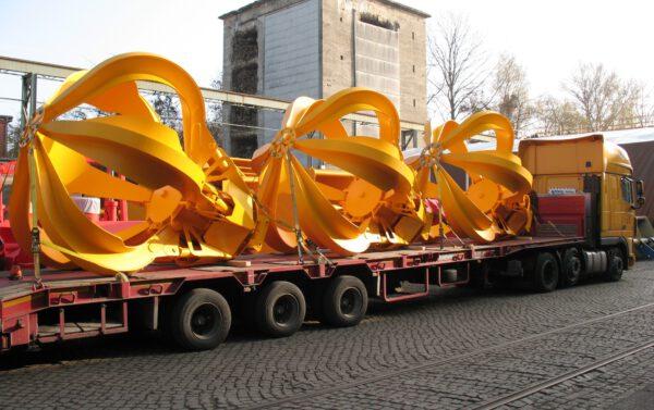 Schwertransport & Sondertransporte
